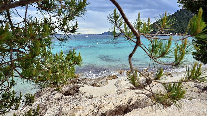 Le 30 spiagge più belle in Spagna: Cala de Formentor