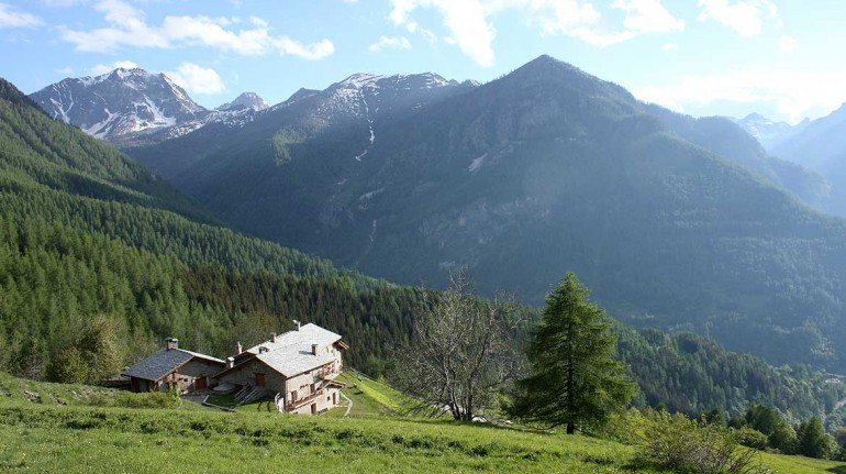Vacanza fuori dal mondo in Piemonte