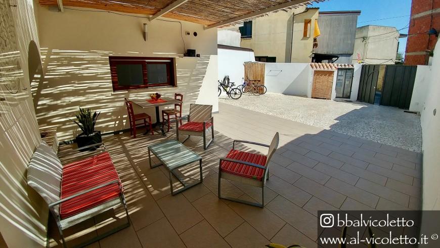 Casa di paglia in Sardegna