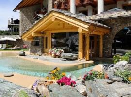 Notre Maison, ecohotel a Cogne