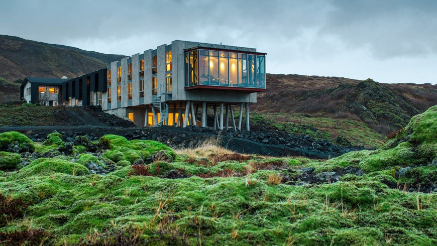 Impianti fotovoltaici in hotel, per alberghi con fonti rinnovabili di energia elettrica