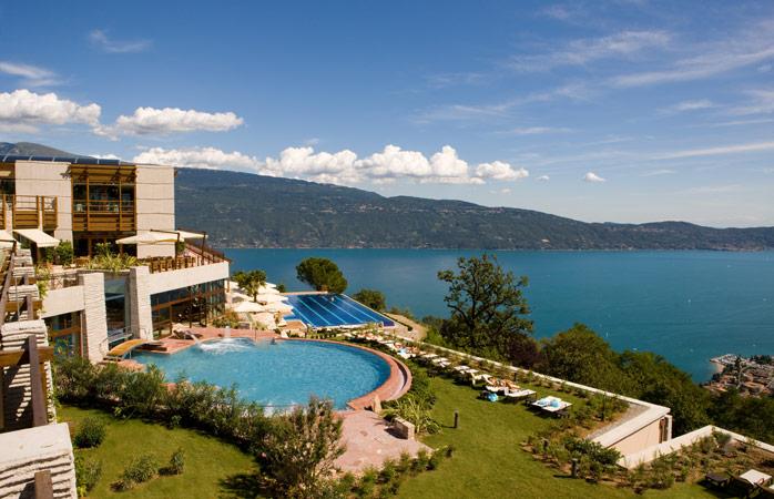 Lefay Resort & Spa Lago di Garda, hotel su Lago di Garda con impianti fotovoltaici