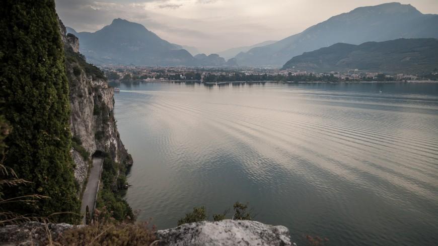 IL sentiero del Ponale - Riva del Garda