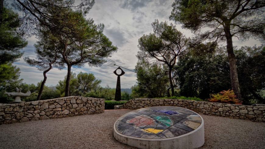 Fondazione Maeght, Alpi Marittime