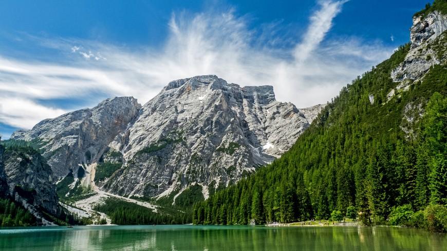 Lago di Braies, Dolomiti