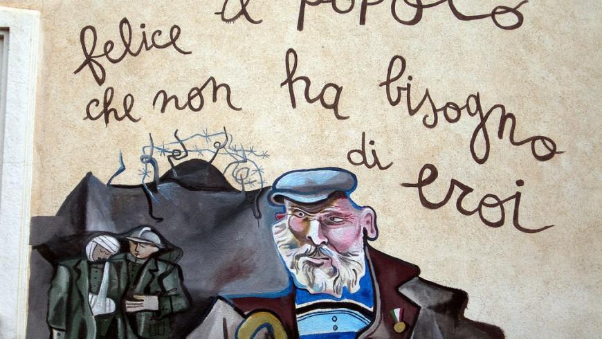 Viaggio tra i paesi dipinti d'Italia: Orgosolo