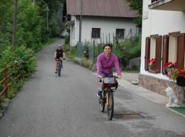 Alpe Adria, Una ciclovia dalle Alpi al mare in Friuli