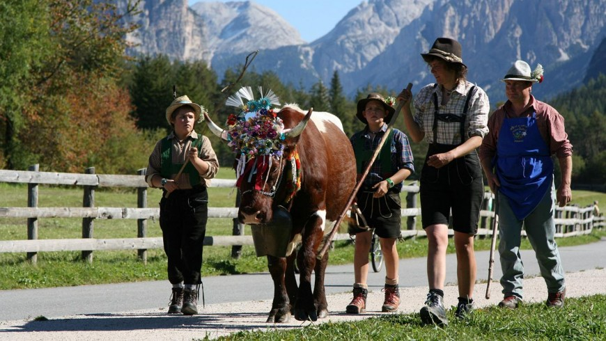 Vacanza nelle Dolomiti per scoprire la cultura ladina