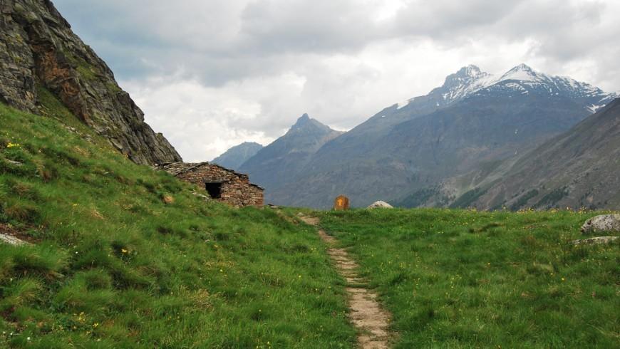 Sui sentieri della Valsavarenche