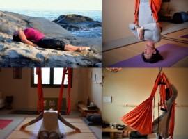 Gli agriturismi più belli e green per fare yoga