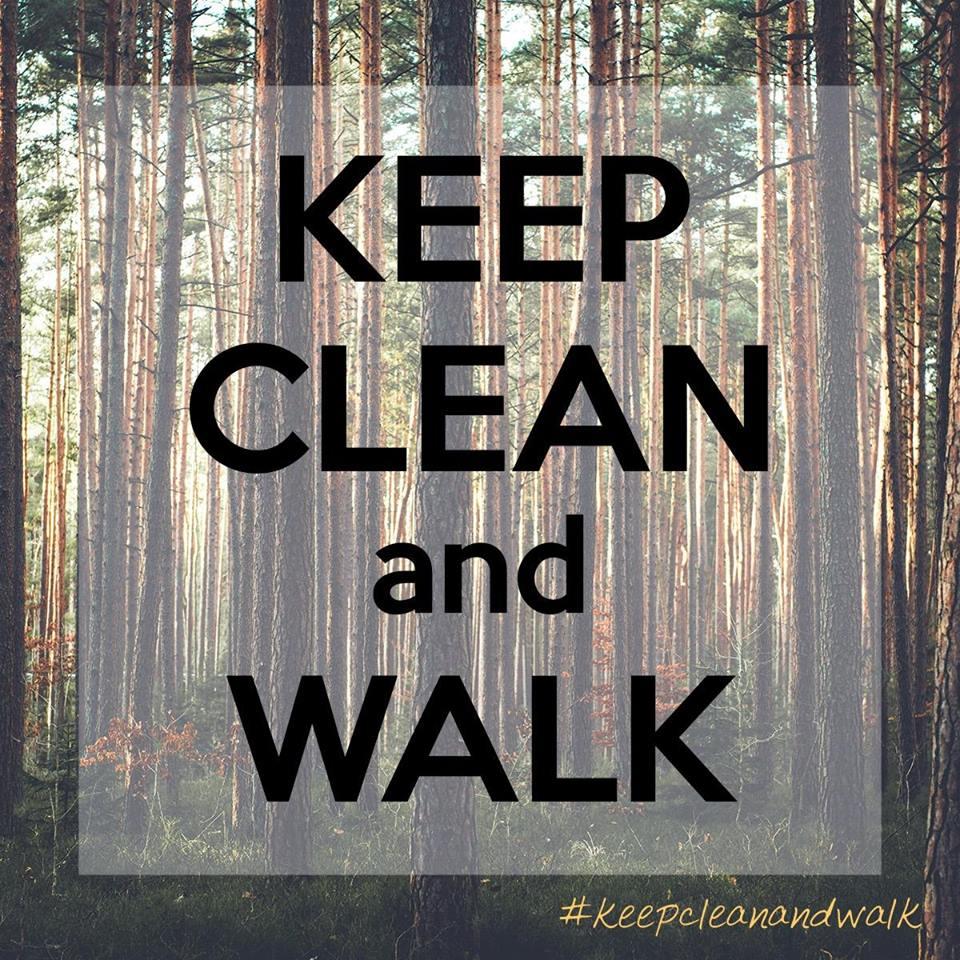 Keep Clean and Walk: un progetto per sentieri puliti