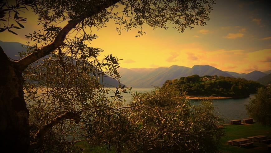 Isola Comacina, Lago di Como