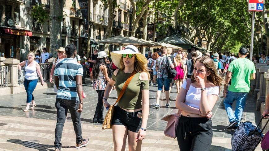 Barcellona e il turismo di massa