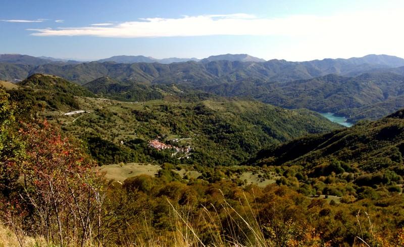 Valle Stura e Parco del Beigua: la natura della Liguria
