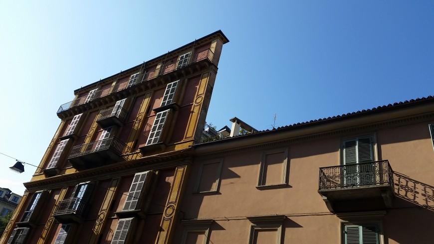 L'edificio più curioso di Torino