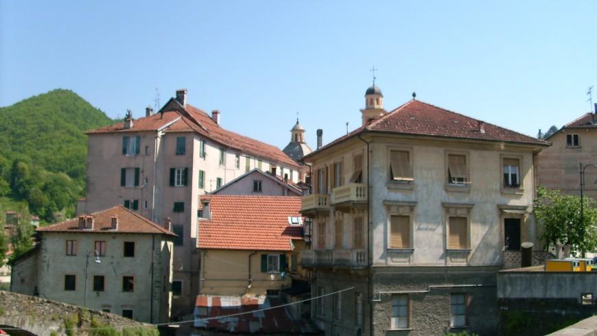 Rossiglione, Valle Stura