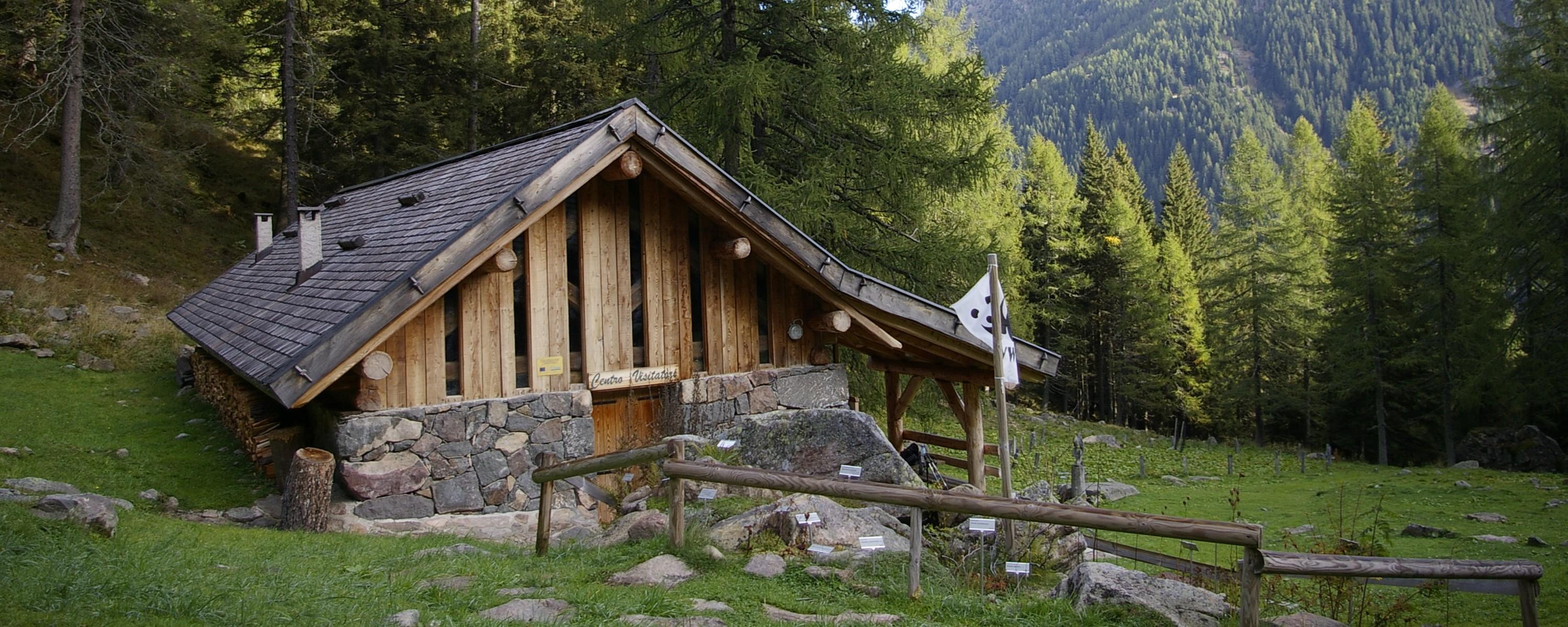 Oasi WWF di Valtrigona, Trentino