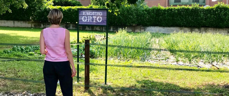 Approfittare delle ultime calde giornate autunnali per visitare un orto in Brianza