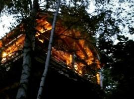 Casa sull'albero La quiete, Piemonte