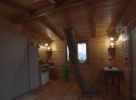 Casa sull'albero in Calabria