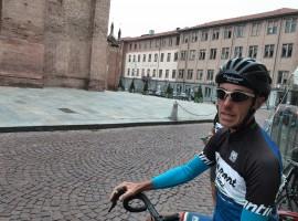 in bicicletta lungo la strada dei colori e dei sapori, Torino
