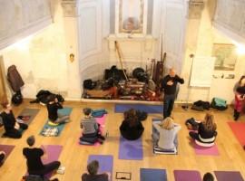 agriturismo per fare yoga in toscana