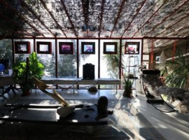 Mortola, eco resort tra Liguria e Francia