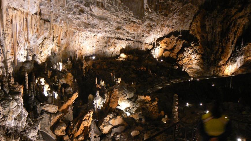 La Grotta Gigante, meraviglie sotterranee in Italia