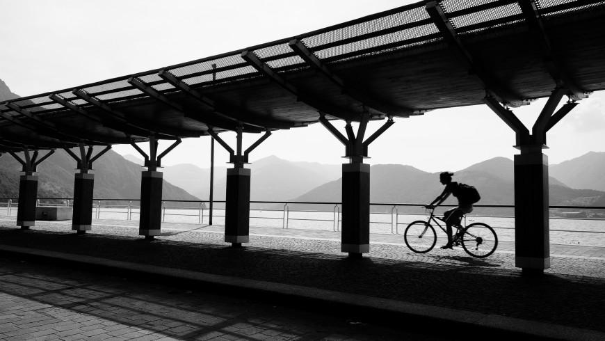 Turismo sostenibile in bicicletta