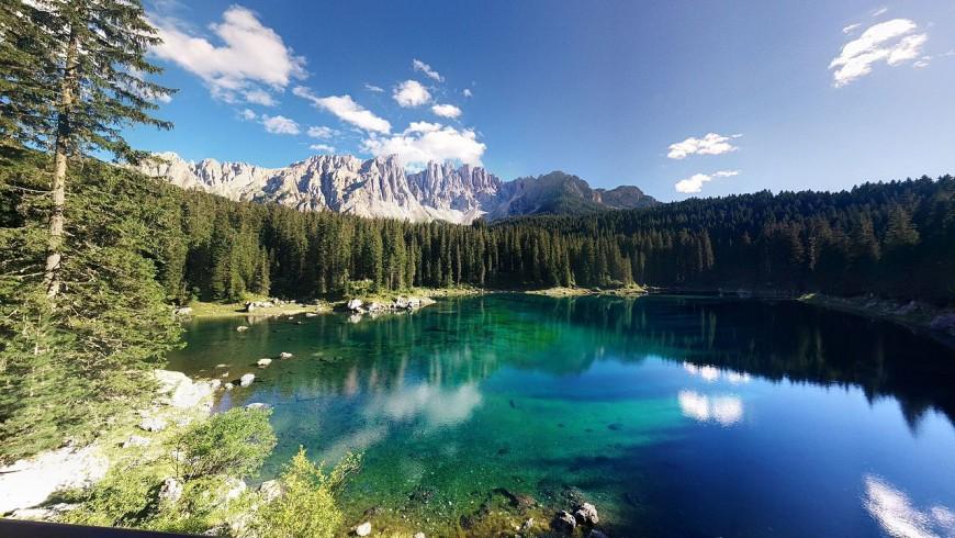 Lago di Carezza, meraviglia naturale da scoprire in italia