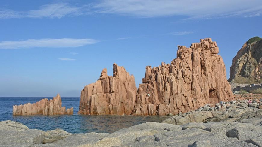 Le rocce rosse di Arbatax, meraviglie nascoste