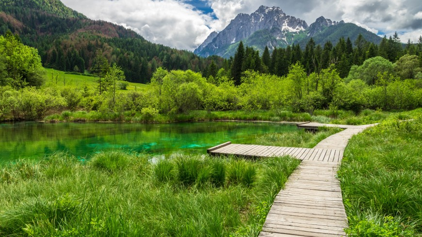 Parco Naturale del Triglav, Slovenia, a pochi chilometri da Bled