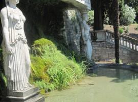 Villa Alba a Gardone, Lago di Garda