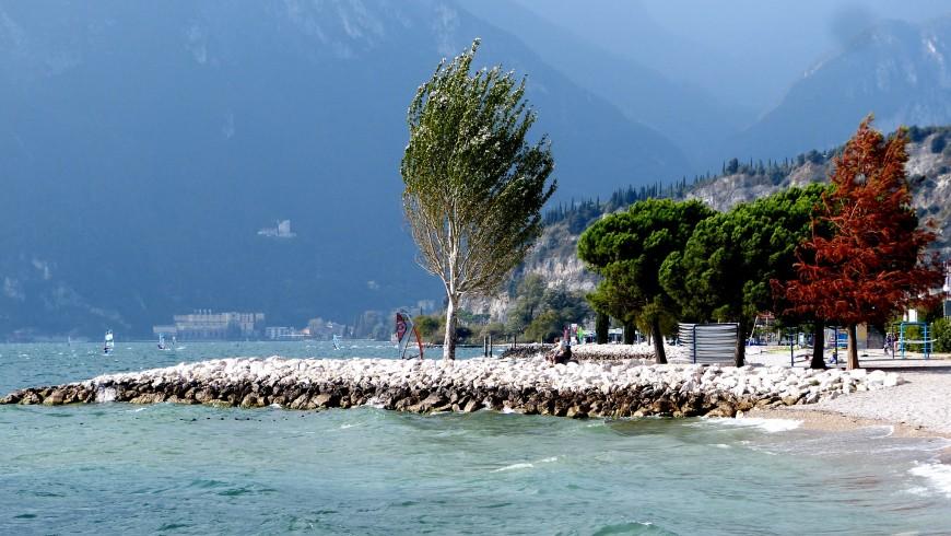 Lago di Garda, foto di Mariano Mantel via flickr