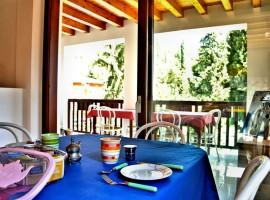 Casa Francesca, B&B sul Lago di Garda, con colazione bio