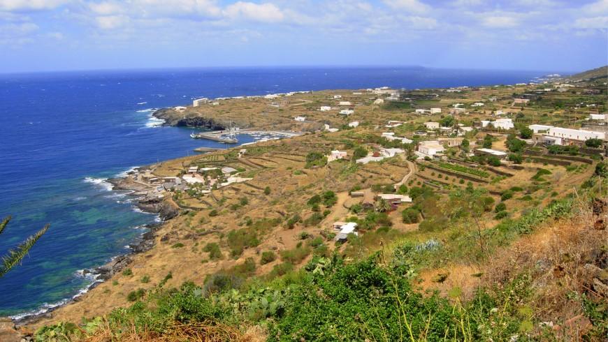 Isola di Pantelleria, foto di Wikimedia Commons