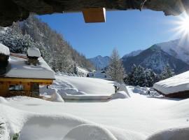 Fuga romantica in un hotel eco-sostenibile a Cogne