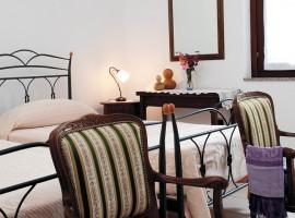 Camera da letto, il Giardino di Valentina, mobilità slow