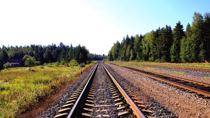 Ferrovia, mobilità slow, foto di Kholodnitskiy Maksim via Unsplash