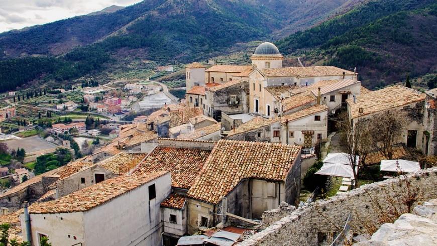 Antico borgo di Morano, Calabria, borghi antichi in Italia