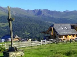 Almgasthaus Hiasl Zibenhütte, alloggi verdi