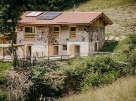 Odomi Maso nel Bosco, eco-chalet in Trentino