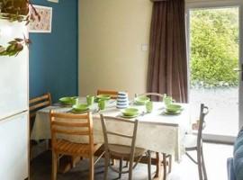 Cucina, cluain cottage, alloggi verdi