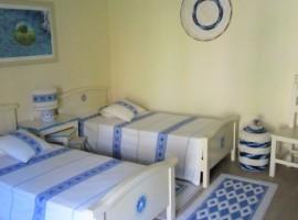 Camera da letto, Casa Gaia, alloggi verdi