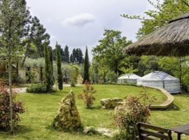 Fattoria La Prugnola, alloggi verdi