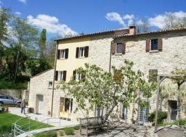 Casa Calénc, Romagna, alloggi verdi