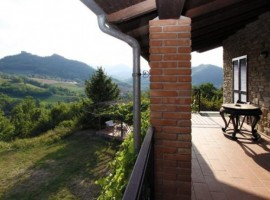 Terrazza Valtidone Verde, alloggi verdi