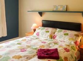 Camera matrimoniale, cluain cottage, alloggi verdi