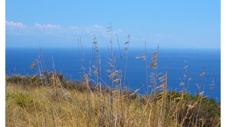 Paesaggio verso Portro degli Infreschi, Marina di Camerota, foto via flickr