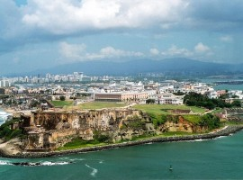 Viejo San Juan, Porto Rico, foto di Wikimedia Commons